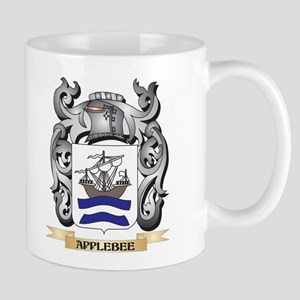 Applebee Family Crest - Applebee Coat of Arms Mugs
