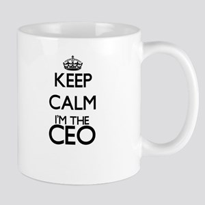 Keep calm I'm the Ceo Mugs