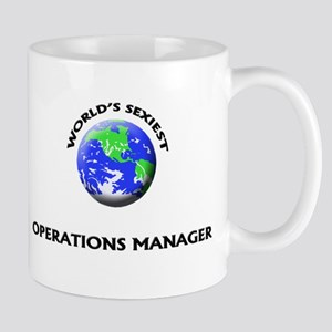 World's Sexiest Operations Manager Mug