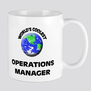 World's Coolest Operations Manager Mug