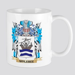 Applebee Coat Of Arms Mugs
