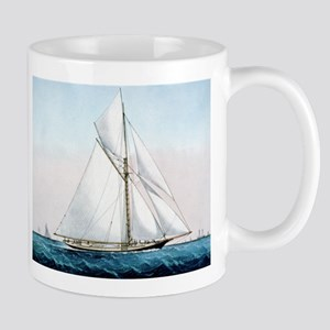 Cutter Yacht Thistle 11 oz Ceramic Mug