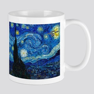 Starry Trek Night Mug