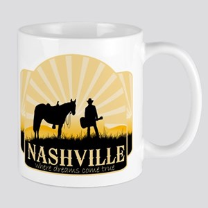 Nashville TV Mugs