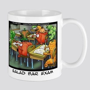 Salad Bar Exam Mug