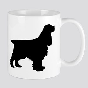 Cocker Spaniel Black Mug