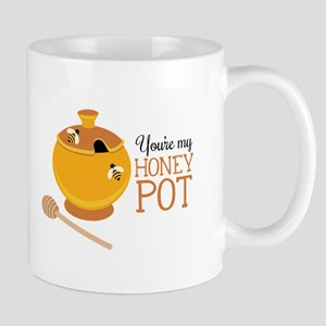 My Honey Pot Mugs