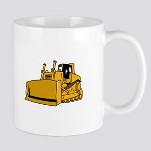 Bulldozer Mugs