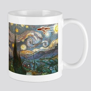 Boldly Going Mug