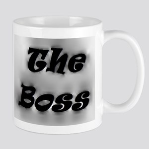 The Boss Mugs