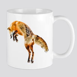 Leaping Fox Mug