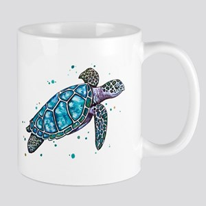 Sea Turtle 11 oz Ceramic Mug
