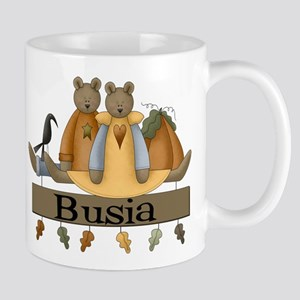 Autumn Busia Mug