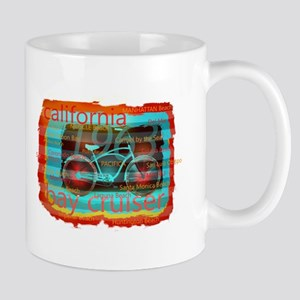 CALIFORNIA BAY CRUISER Beach Cities Mugs