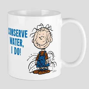 The Peanuts: Conserve Water Mug