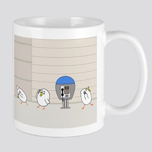Everybody goes wireless! Mugs