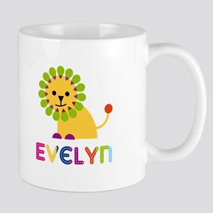 Evelyn the Lion Mug