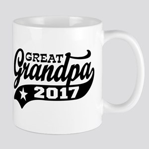 Great Grandpa 2017 Mug