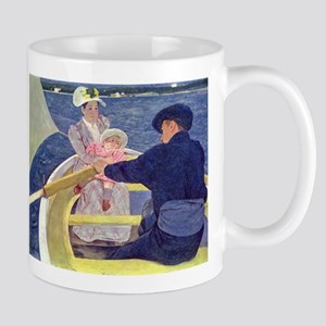 Mary Cassatt, Boating Mug