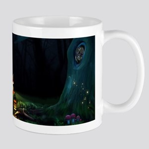 Magic Forest Wildlife Mug
