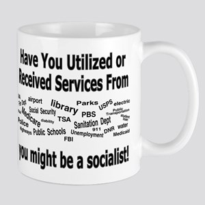might be a socialist Mugs