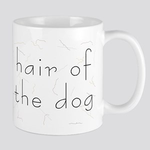 Look close, it's Dog Hair - Mug