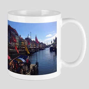 Canal Tour Time Mugs