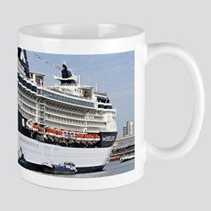 Celebrity Constellation cruise ship, Amsterda Mugs