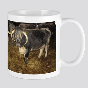 Longhorn Cattle Mug