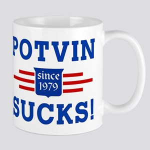 Potvin Sucks 1979 Limited Edi Mug