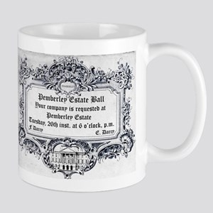 Pemberley Estate Ball Mugs