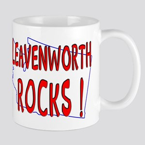 Leavenworth Rocks ! Mug