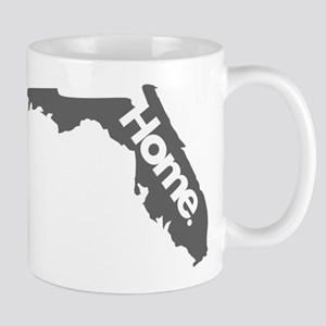 Florida - Home - Gray Mug
