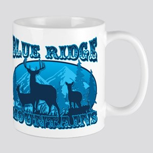 Blue Ridge Mountains BD Mug