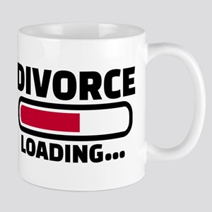 Divorce loading Mug