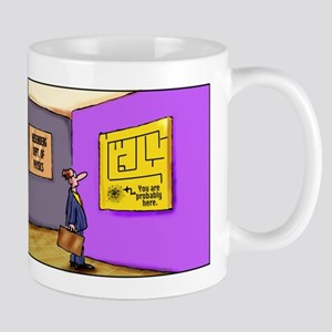 Heisenberg Department of Physics mug