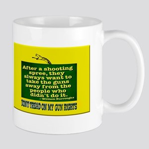 My Gun Rights Mug