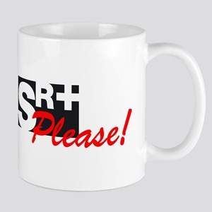 SR+, please! Mug