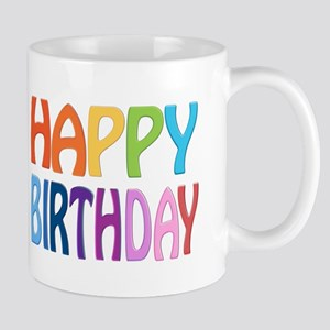 happy birthday - happy Mug