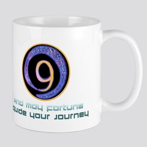 May fortune guide your journey Mug