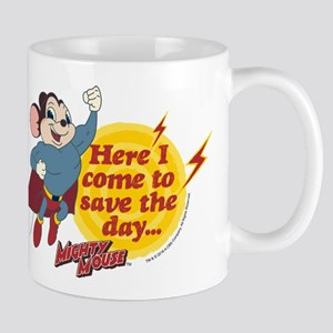 Mighty Mouse: Save The Day Mug