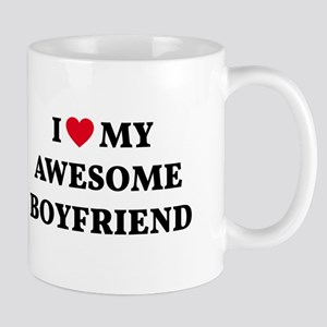 I love my awesome boyfriend Mugs