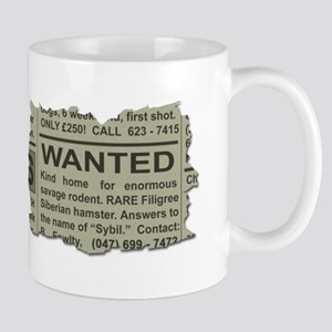 Kind Home for Savage Rodent Mug