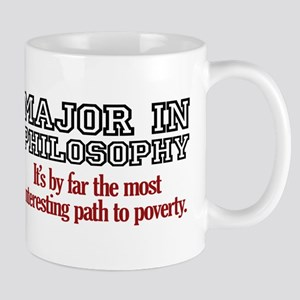 Major in Philosophy Mug
