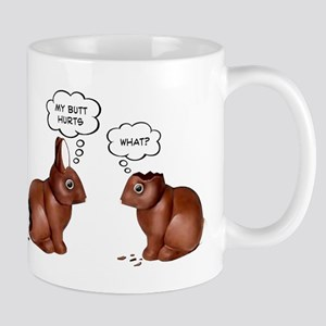 Chocolate Easter Bunnies Mug