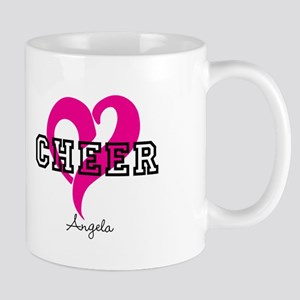 Love Cheer Heart Mugs