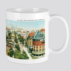 Savannah Georgia GA Mug