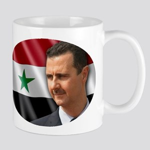 Bashar al-Assad Mugs