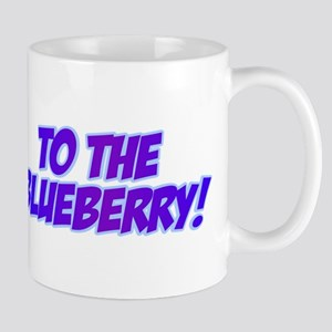 Psych, Blueberry! Mug