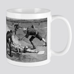 Vintage Sports Baseball Stainless Steel Trave Mugs
